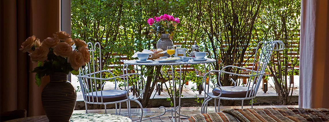 Poolside Bungalow Es Saadi Marrakech Resort