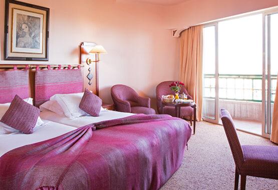 chambre standard hôtel marrakech