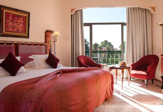 chambre supérieure hôtel marrakech