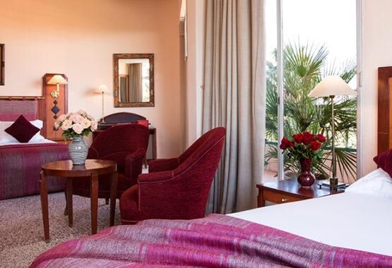 chambre triple hotel marrakech