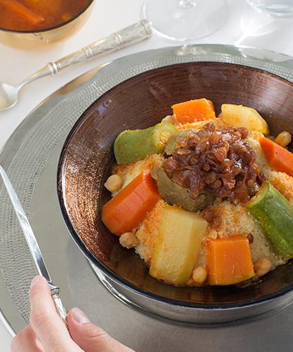 couscous gastronomie marrakech