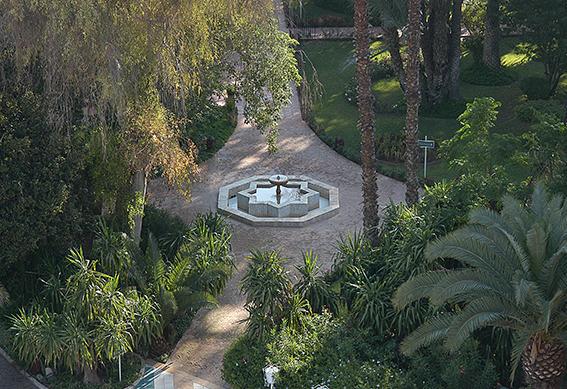 Triple room es saadi marrakech resort for Legens jardin d hiver