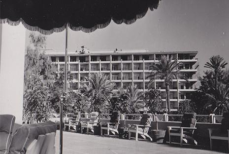 histoire hôtel saadi marrakech