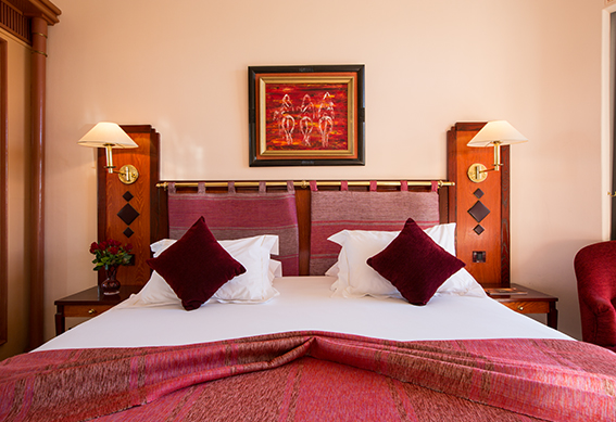 junior suite hôtel marrakech