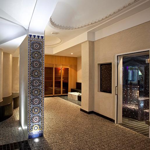 oriental thermae sauna marrakech