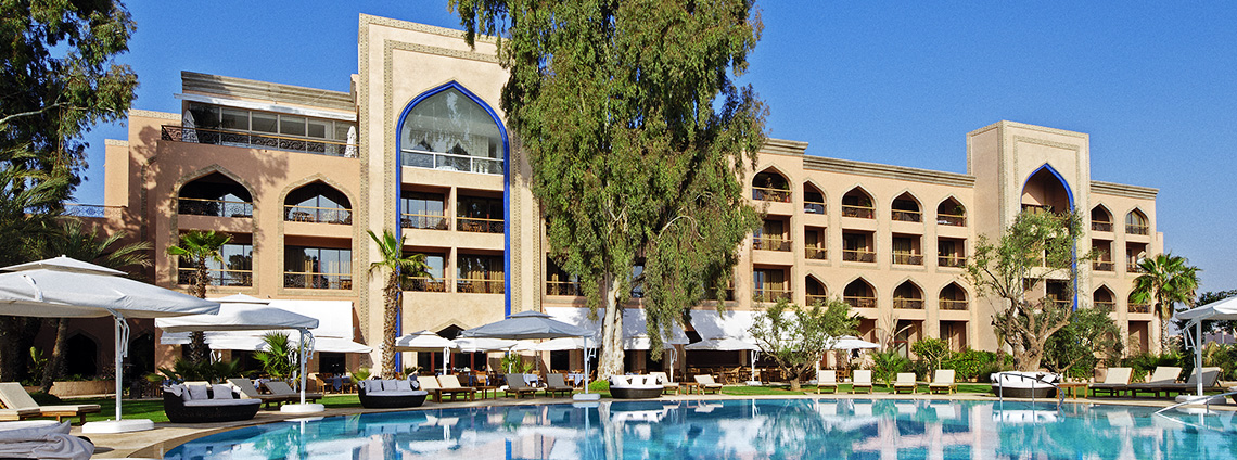 Palace In Marrakech Es Saadi Marrakech Resort