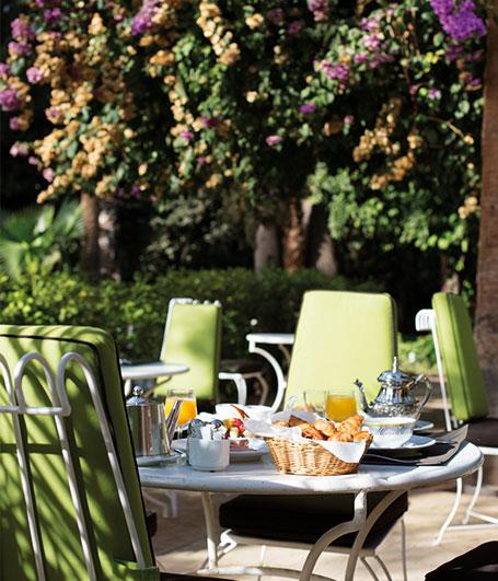 petit déjeuner marrakech