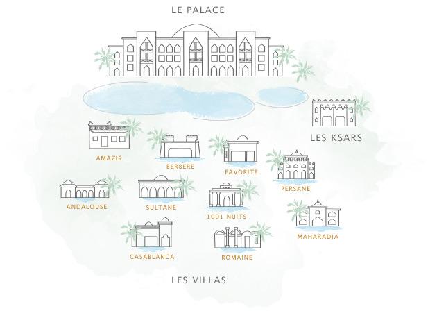 Villas<br />