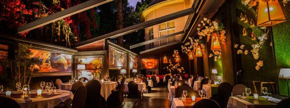 restaurant epicurien terrasse marrakech