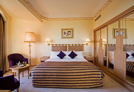 suite deluxe chambre hôtel marrakech