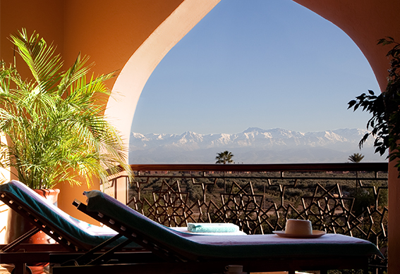 suite deluxe terrasse palace marrakech