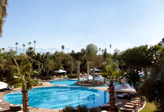 vue piscine palace