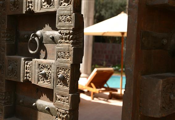 villa romaine marrakech