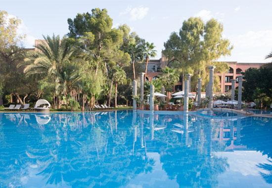 hotel hivernage marrakech