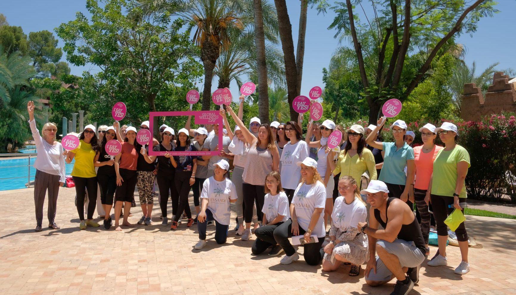Global Wellness Day - Es Saadi Marrakech Resort