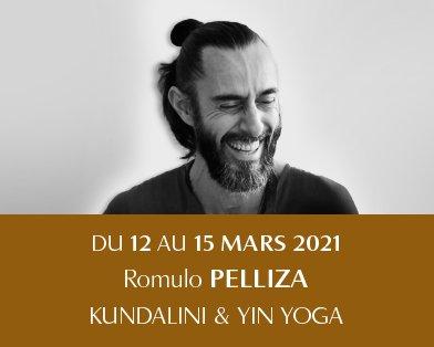 Romulo Retraite Yoga Marrakech