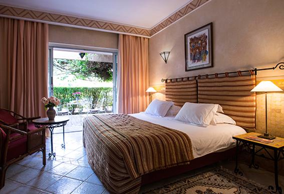 bungalow chambre marrakech