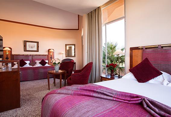 chambre-triple-hotel-marrakech