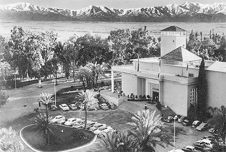 Image d'Archive EsSaadi Marrakech