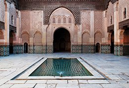 Medrassa Ben Youssef Marrakech