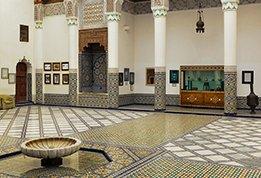 Musee Dar SI Said Marrakech