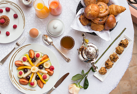 petit-dejeuner-palace-marrakech