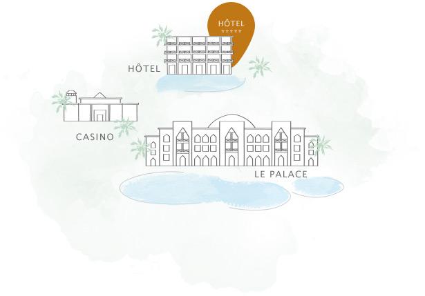 Hôtel*****<br />