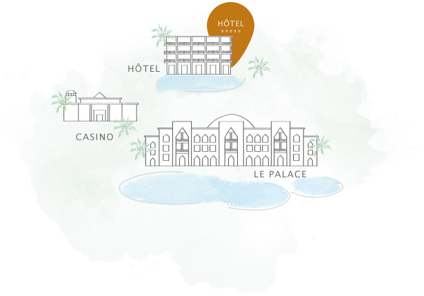 Hôtel*****