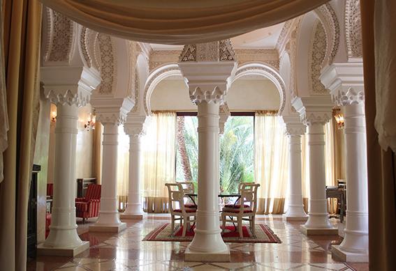 villa favorite salon marrakech