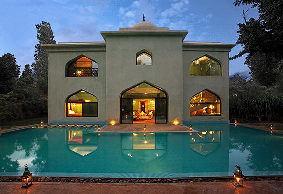 villa maharadja marrakech
