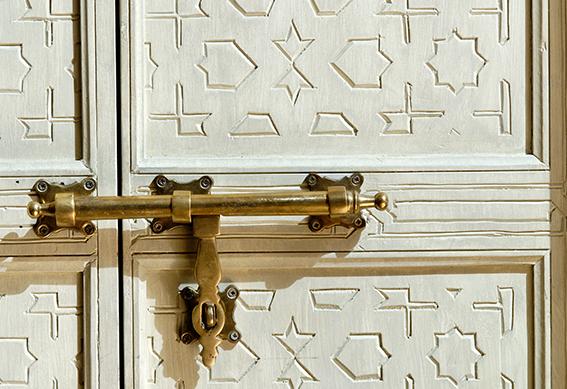 villa romaine porte marrakech